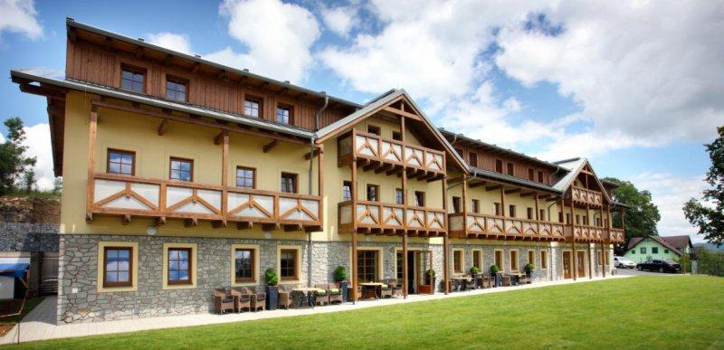 EDIKT hlásí: Zbrusu nový hotel Relax čeká první hosty