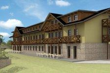 EDIKT slavnostně zahájí stavbu hotelu RELAX