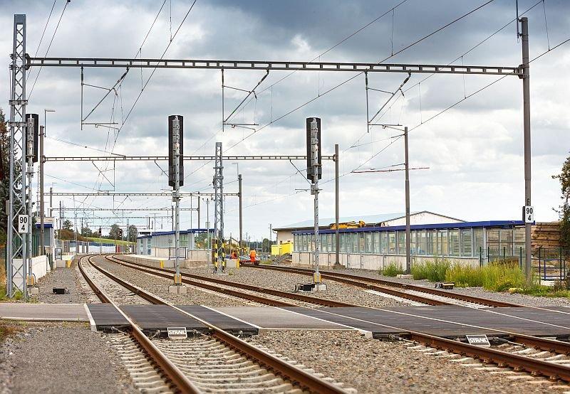 Modernizace trati Tábor - Sudoměřice u Tábora - žst. Chotoviny