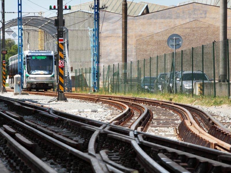 Modernizace průmyslové dráhy