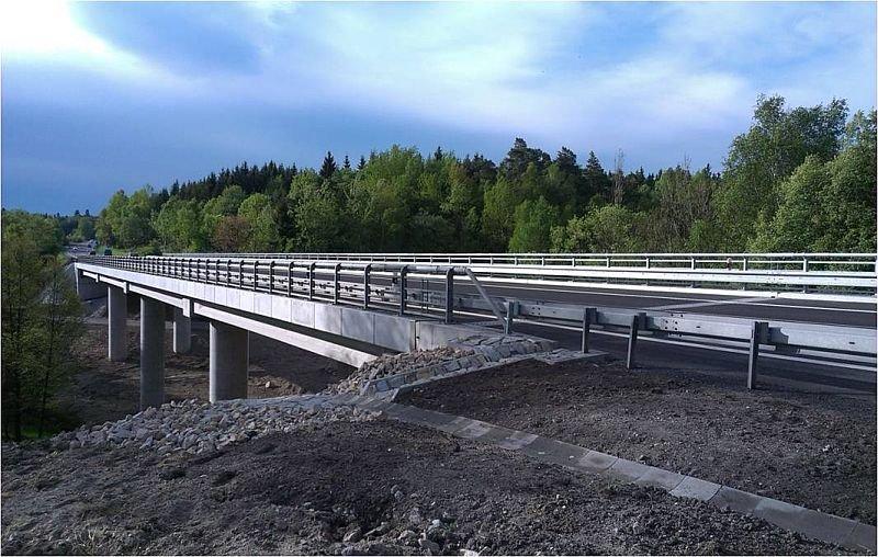 Rekonstrukce mostu 6-049 u Tašovic