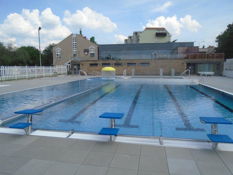 SARAP - rekonstrukce venkovního bazénu