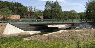 II/121 Drahnov, most ev. č. 121-020
